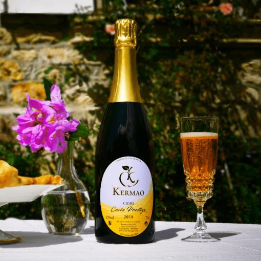 kermao cuvée prestige